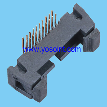 2.00mm ejector header connector right angle short ear