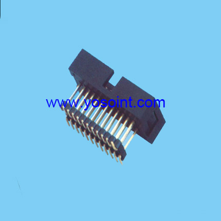 2.54mm BOX Header H8.8 plus pin header insulator SMT type